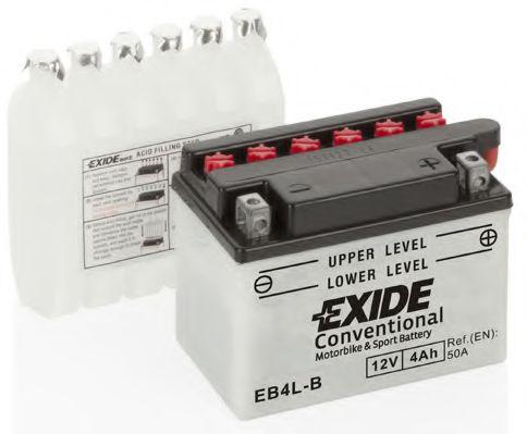 Аккумулятор EXIDE EB4L-B