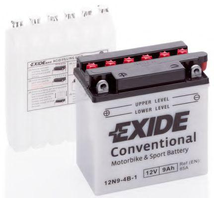 Аккумулятор EXIDE 12N9-4B-1