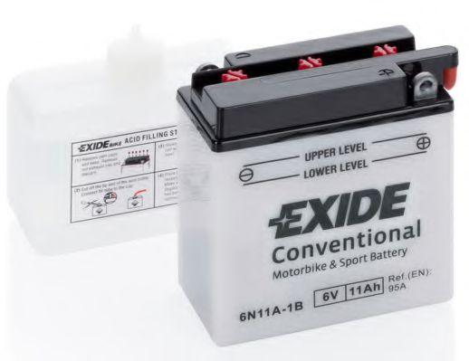 Аккумулятор EXIDE 6N11A-1B
