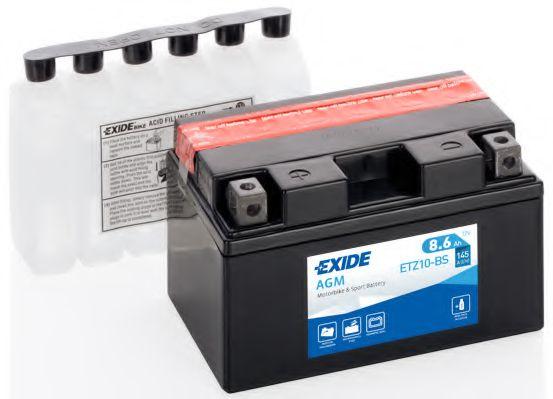 Аккумулятор EXIDE ETZ10-BS
